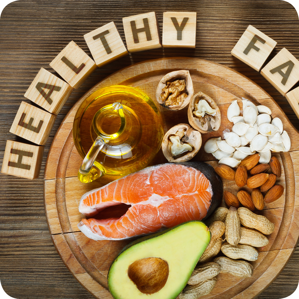 Healthy fats image