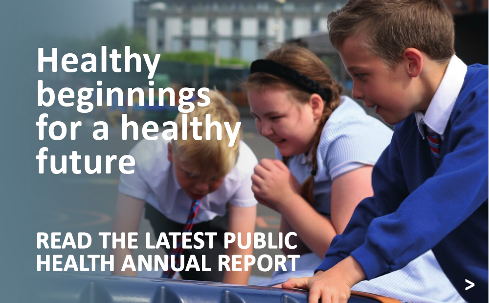 Download the Public Health Annual Report PDF